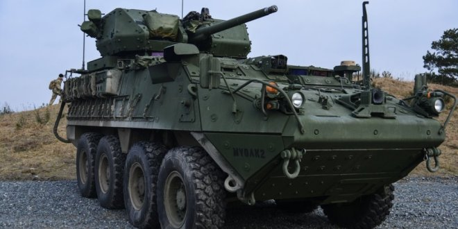 The US Army built upgunned Strykers to take on Russia, but these hard-hitting armored vehicles may have a fatal flaw | Business Insider