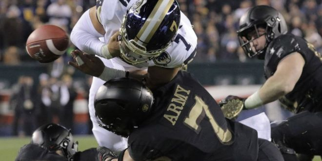 Navy football must do some serious soul-searching this offseason   Stars and Stripes