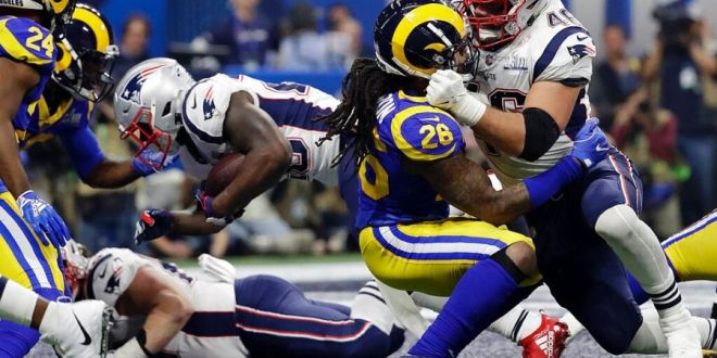 Patriots defeat Rams in lowest-scoring Super Bowl ever | Stars and Stripes