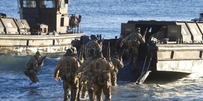 Britain is set to purchase a pair of Special Forces 'motherships' to storm enemy beaches | The Sun