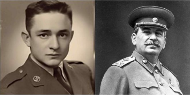 Johnny Cash was the first American to hear about Stalin's death   Vintage News