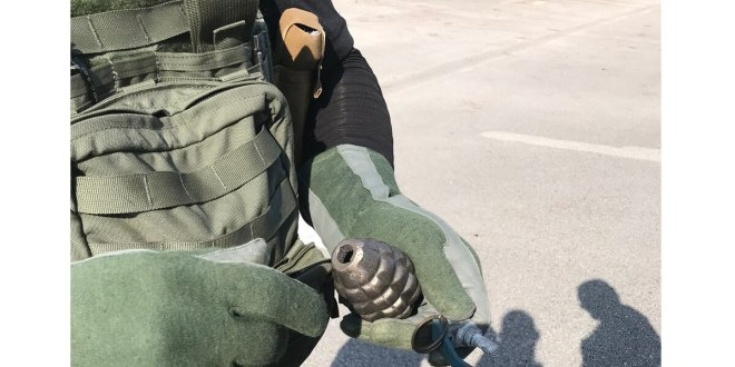 Florida cops wondering who left grenade in Goodwill donation bin   Military Times