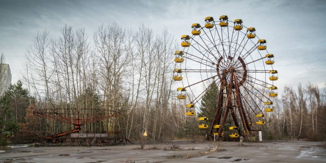 People Are Flocking to Visit Chernobyl Because of the HBO Miniseries | Travel and Leisure