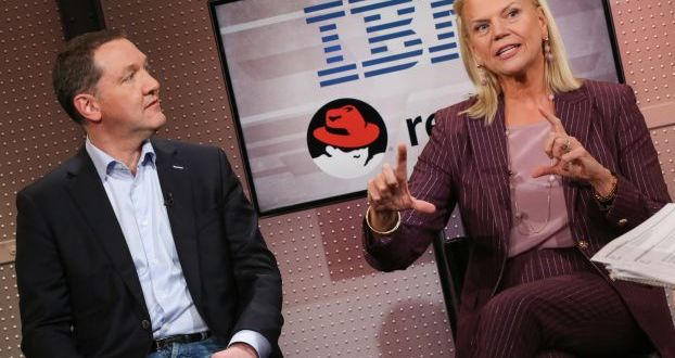 IBM snags AT&T as client in new cloud deal worth 'billions' | CNBC