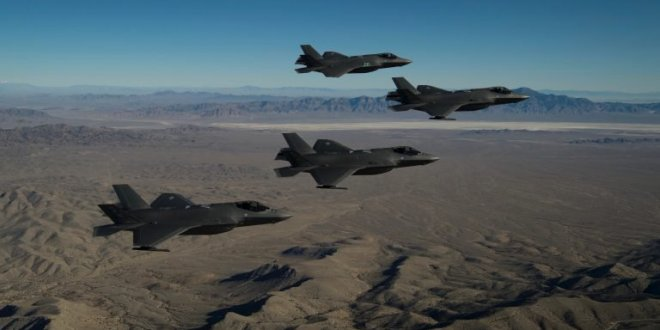 Turkey Out of F-35 Program by March 2020, Other Details Unclear |  Breaking Defense