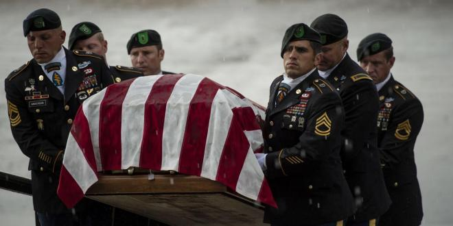 Fallen Fort Carson Green Beret's comrades, family honor a 'brother' who gave his all | The Tribune