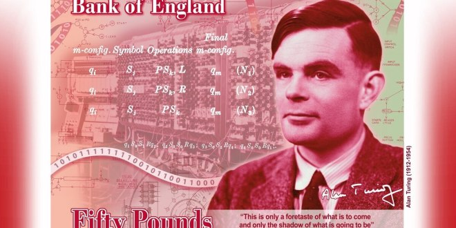 WWII cryptologist, math genius Alan Turing chosen as the face of new English currency | Military Times