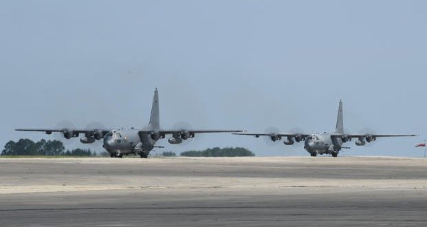 AC-130U 'Spooky' Gunship Completes its Final Combat Deployment | Military.com