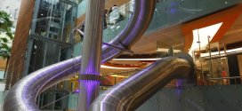 This Airport Has a Massive Slide That Will Take You to Your Gate| Travel and Leisure