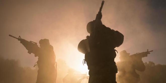 Laser helps special forces kill terrorists in a heartbeat | The Times
