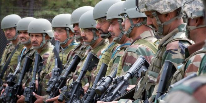 Indonesia launches new military elite unit to tackle terrorism| Xinhua Net