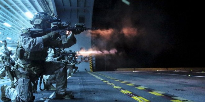 The Marine Corps is looking for a single device to control thermal sights, lasers and other battlefield devices  Marine Corps Times