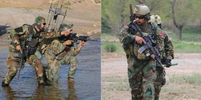 Special Forces inflict heavy casualties on Taliban militants in Ghor, Wardak and Paktiya | Khaama