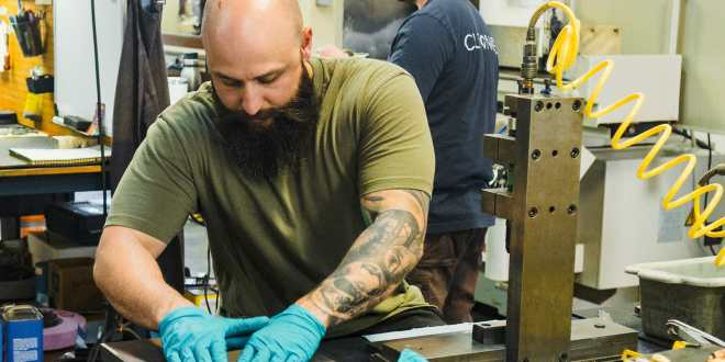 This Is Where Some of America's Best Pocket Knives Are Made|Gear Patrol