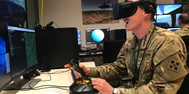 Army awards key contracts to build virtual trainers | Defense News