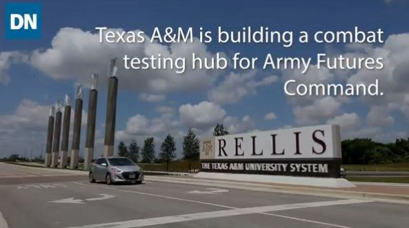 Texas university to build $130M complex to test Army's combat tech| Defense News