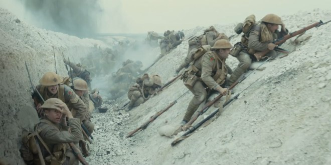 The first trailer for the star-studded World War I film '1917' is here, and it's a must-see| Military Times