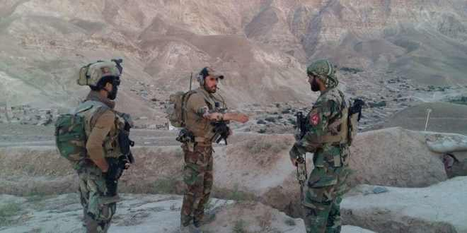 Taliban militants suffer heavy casualties in Special Forces raid in Ghor | Khaama Press