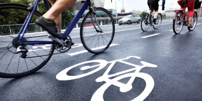 Germany's Completely Car-Free Bicycle Highway| Interesting Engineering