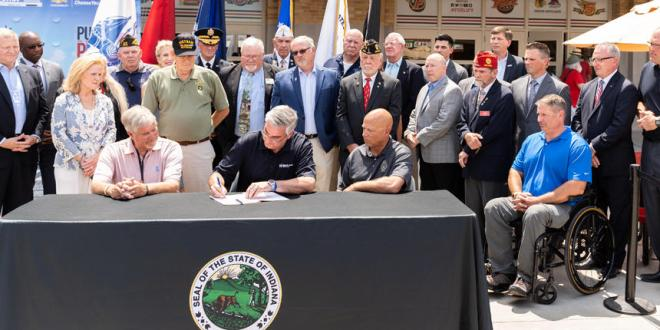 Indiana veterans will no longer pay state taxes on retirement income  WTHR