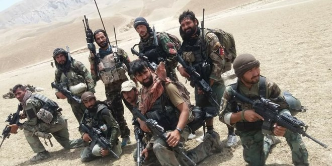 Special Forces kill, detain more than 20 Taliban militants in 3 provinces | Afghan Voice Agency