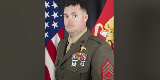 Pentagon identifies Marine from elite unit killed in Iraq | ABC News