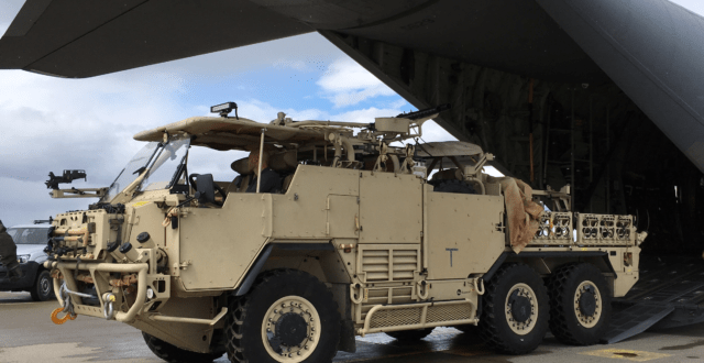 Supacat launches latest HMT Extenda variant of special forces vehicle | Army Recognition