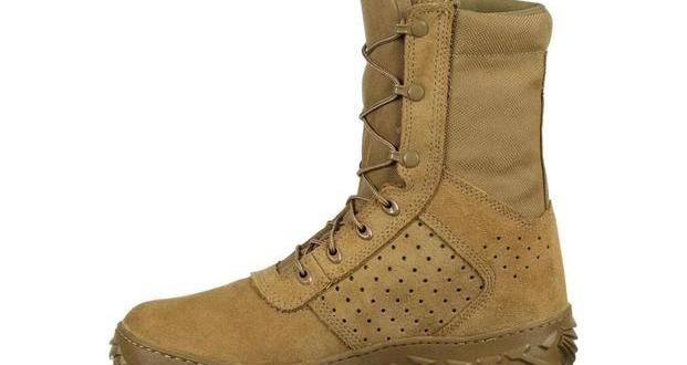 Here Are the Jungle Combat Boots That Emerged from Army Testing | Military.com