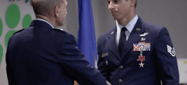 Air Force PJ receives Bronze Star for fighting off Taliban for hours while twice wounded   Task and Purpose