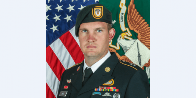 Pentagon identifies US Special Forces soldier killed in Afghanistan August 29th | Newsweek