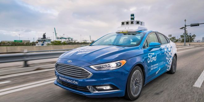 US gives three states grants for self-driving car research| CNET
