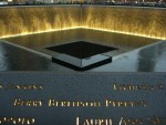 9/11 Museum water feature