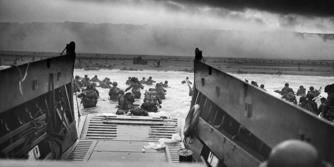 'Give it to them, boys!' — Stunning audio captures the chaos of D-Day as you've never heard it before | Task and Purpose