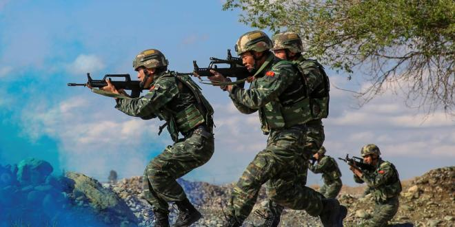 Why China's Commandos Are to Be Feared | National Interest