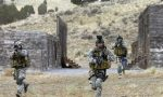 US Army Solders, 19th Special Forces, Utah National Guard