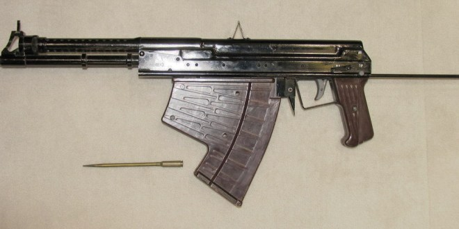 Russia's Rifles Can Shoot Underwater | National Interest