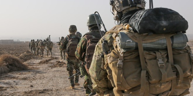 Afghan forces retake prison after deadly attack by ISIS group | Military Times