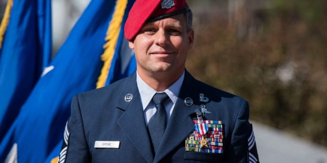 Air Force Special Tactics Chief awarded Silver Star for raining hell on the enemy in Afghanistan | Task and Purpose