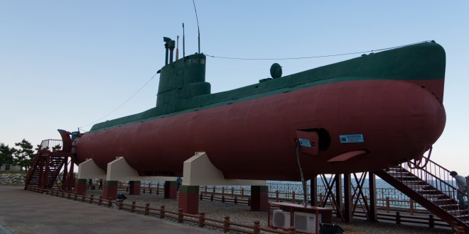 In 1996, South Korea Discovered an Abandoned North Korean Spy Submarine North Korean Spy Submarine (And It Almost Led To War)  National Interest