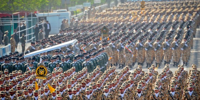 Iran has military advantage over the U.S. in the Middle East due to asymmetric forces, report says | Newsweek