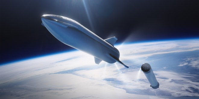 SpaceX Starship prototype blows its top   BBC