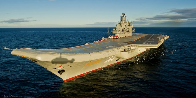 Russia's only aircraft carrier catches fire; 1 dead and 2 missing | CNN