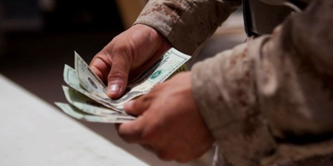 This study suggests that troops may get paid too much | Military Times