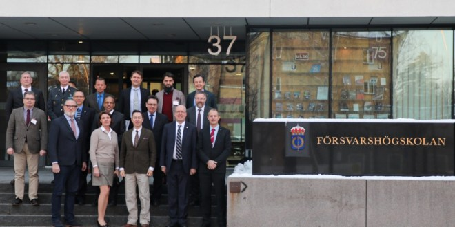 SOCEUR and Swedish Defense University collaborate on academic publication, the Resistance Operating Concept (ROC) | DVIDS