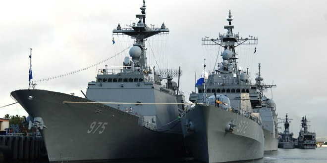 Seoul to send destroyer to Strait Hormuz | Asia Times