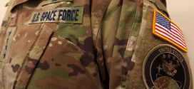 U.S. Space Force mocked for unveiling camouflage uniforms | BBC