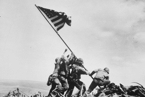 On 75th anniversary of Iwo Jima flag-raising, some struggle with history-changing news | Military.com