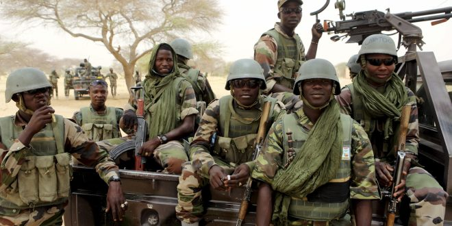 Boko Haram: 37 army officers, soldiers get meritorious award for gallantry | The Sun