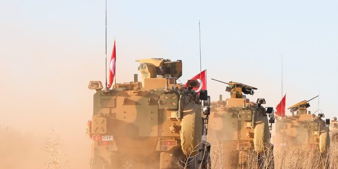 Turkey sending special forces, rocket batteries to Idlib border: report | i24 News