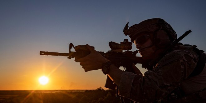 After decades focused on terrorism, special operations is broadening its horizons | Military Times